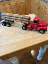 1950s Tonka Toys Original Log Hauler - $299.99