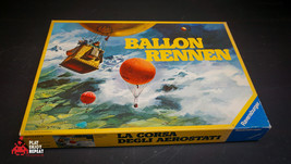 Ballonrennen 1977 Board Game Fast Free Uk Postage - $40.75