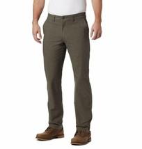 Columbia Men's Flex ROC Slim Fit Pant, Alpine Tund - 38 x 34 - $49.54