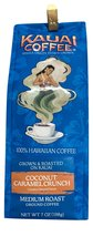 Kauai Coffee Coconut Caramel Crunch Ground Coffee 7 ounce - $18.99