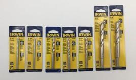 """(New) Irwin 1/4"""", 3/8"""", 5/8"""" Rotary Masonry Drill Bit Set - $29.69"""