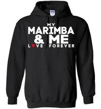 My Marimba me Love forever Blend Hoodie - $43.82 CAD+