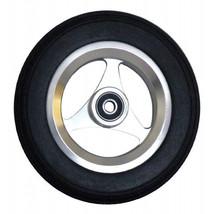 """6 x 1 1/4"""" Wheelchair Aluminum Caster Wheels (Pair) - $102.98"""