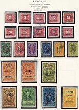 RC1//RC26, Collection of 27 Different Future Delivery Stamps $649 - Stua... - $400.00