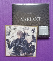 Anime Idolish7 TRIGGER Variant Album CD Limited Edition A  - $60.00