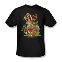 Dragons Lair t-shirt Dirk retro 80's classic arcade game graphic tee DRL107 image 1