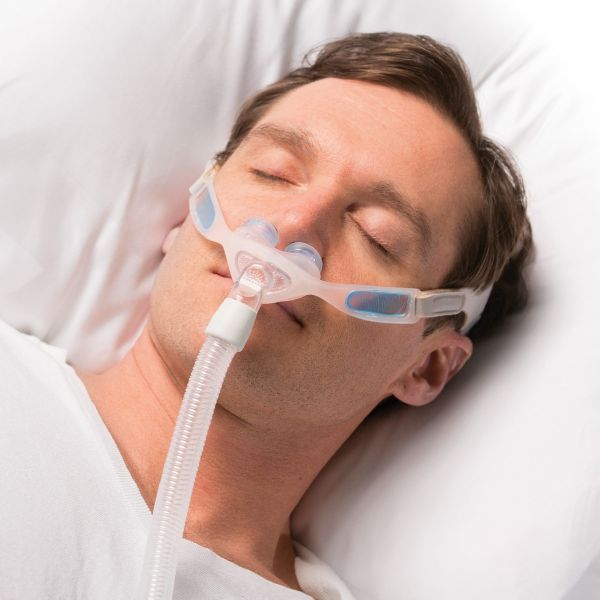 Nuance Pro Gel Nasal Pillows Cpap Mask Fitpack With Headgear