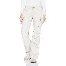 Burton Women's Gloria Insulated Pant, Stout White, X-Small - $148.49