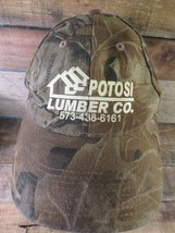 POTOSI LUMBER CO Snapback Adult Cap Hat - $9.89