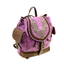 Montana West Bags Western Embroidered Backpack Travel School Purse MW892... - $65.99
