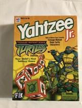 Teenage Mutant Ninja Turtles YAHTZEE Jr. Game 2003. TMNT Childs First. A... - $10.69