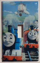 Thomas engine train and friends Light Switch Power Wall Cover Plate Home decor image 1