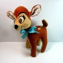 Vintage WDP Walt Disney Distributing Co BAMBI Stuffed Plush Doll Toy -HTF - $24.99
