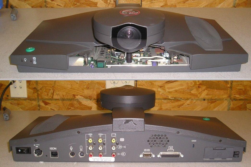 Polycom PictureTel SS700 520-0663 Video Conference Camera