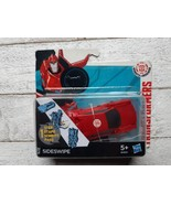 Transformers Robots in Disguise 1-Step Changers Sideswipe Hasbro B4651 B... - $40.00