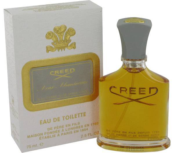 Creed Acier Aluminum Cologne 2.5 Oz Eau De Toilette Spray