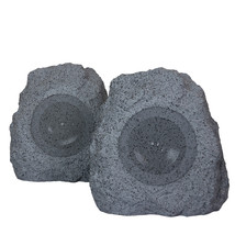 BeFree Sound Bluetooth Portable Outdoor Weather Resistant Rock Speakers - $136.60 CAD