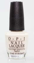 OPI Nail Lacquer My Vampire Is Buff  NK E82  Cream New Bottle 209 - $8.90
