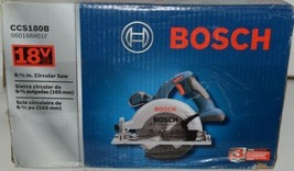 BOSCH CCS180B Circular Saw 18V with Thin Kerf Blade and Hex Wrench Pkg 1 image 2