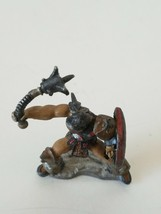 Rafm Warrior With Whip Mace and Shield Miniature Action Figure - $10.90