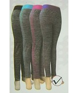 Plus Size Sporty Chic Fitness Plus Yoga  Leggings Teal Blue - $8.99