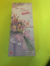 1996 Spring PETALS  Barbie doll- Avon Exclusive New old stock - $14.49