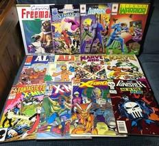 Lot of 19 different comics Ultraverse Variant Comics Marvel Comics Viz C... - $17.81
