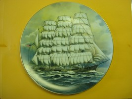 Danbury Mint Sailing Ships The Roanoke Collector plate Rosenthal Group - $4.95