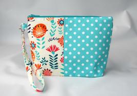 Cosmetic Bag, Makeup Organizer Wallet, Makeup Bag, Toiletry Bag, Zipper ... - $14.00