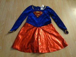 Juniors Supergirl M Costume Justice League DC Comics Rubie's - $14.01
