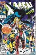 X-Men Comic Book Second Series #17 Marvel Comics 1992 NEAR MINT NEW UNREAD - $3.99