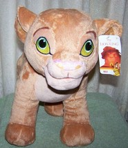 "Disney The Lion King NALA 15.5""H Large Plush NWT - $17.33"