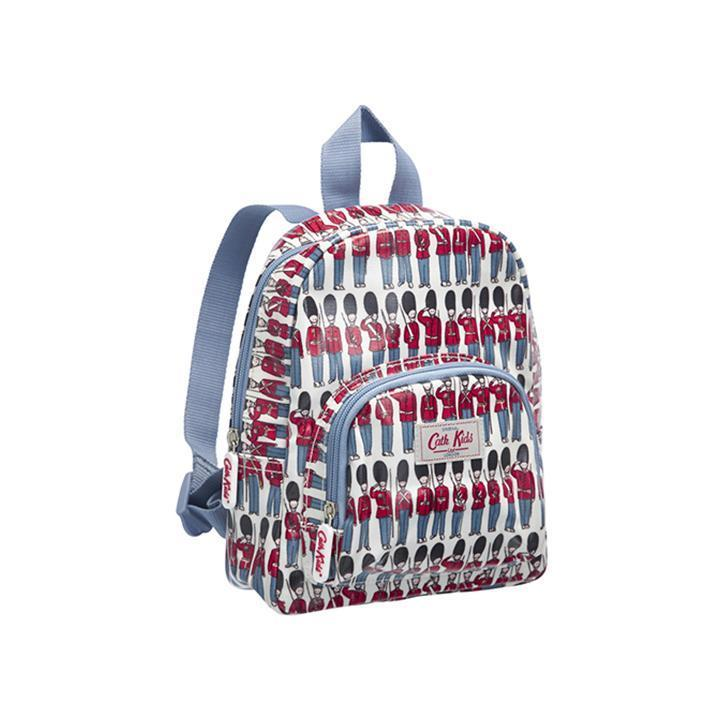 Cath Kidston Cath Kidston100Authentic KIDS MINI RUCKSACK GUARDS WHITE CK-KG40615