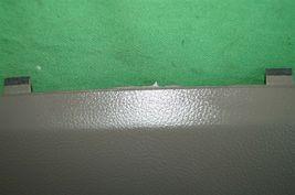 07-12 Nissan Versa Center Upper Dash Vent Bezel Trim Panel Tan/Brown image 5