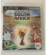 PlayStation 3 PS3 2010 FIFA World Cup South Africa Video Game Case Instr... - $5.99