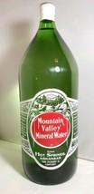 VTG ACL Soda bottle Mountain Valley Mineral Water Hot Springs Arkansas 1... - $12.34