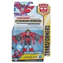 Transformers Cyberverse Windblade Cyclone Strike Warrior Class