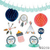 Tribal Baby Shower Decorating Kit - $12.49