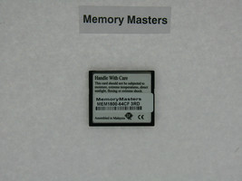 MEM1800-64CF 64MB FLASH CARD MEMORY for Cisco 1800 routers