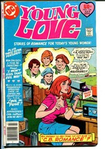 Young Love #126 1977-DC-CB radio cover-auto race-Ric Estrada-Colletta-VG - $47.92