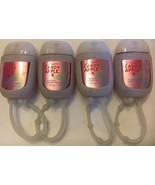 Bath & Body Works WINTER CANDY APPLE Antibacterial Antibac Gel w Holders... - $29.65