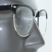 Reading Glasses Classic 60's Slick Office Boutique Style Black Frame +2.... - $28.00