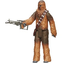 Awakening Star Wars the force of 12 inch Chewbacca DX PVC figure - $50.45