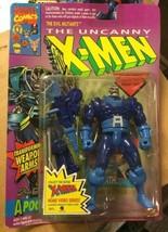 Uncanny X-Men Apocalypse Transforming Weapon Arm 2nd Ed. Action Figure M... - £37.43 GBP