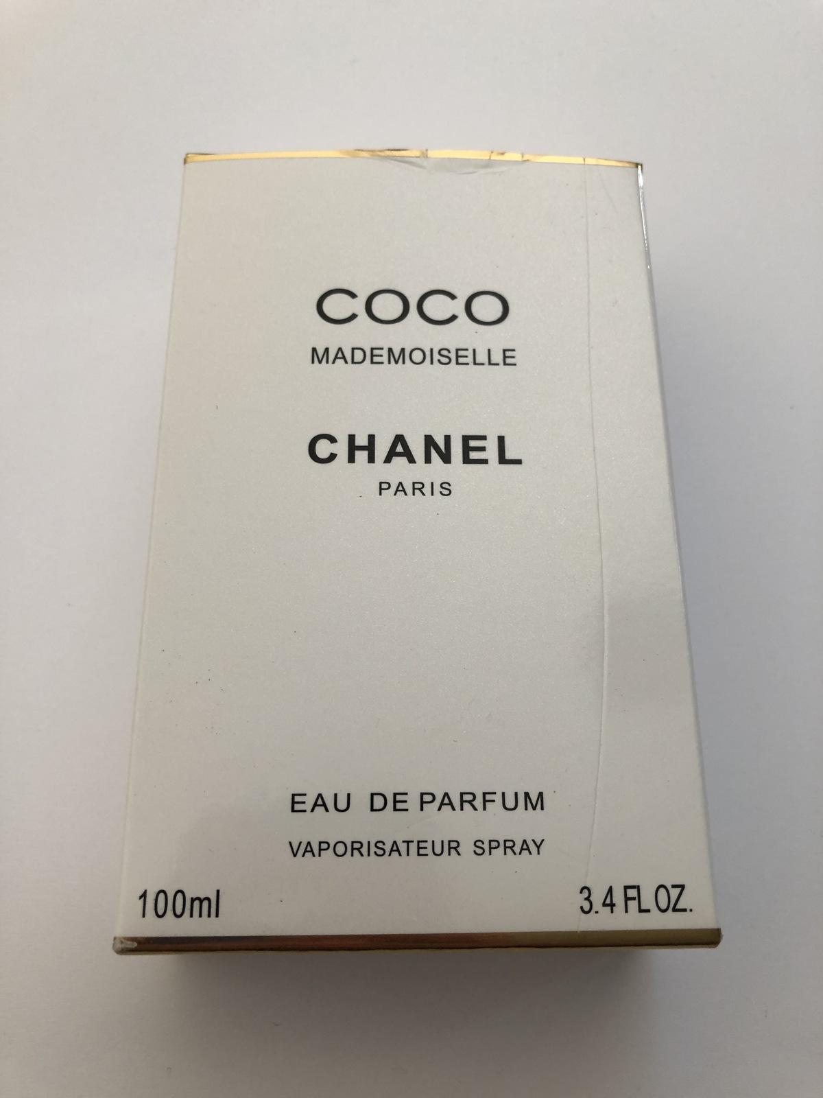 Primary image for Coco Mademoiselle Chanel Eau de Parfum Spray For Women 100ml 3.4 oz