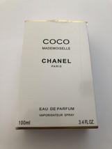 Coco Mademoiselle Chanel Eau de Parfum Spray For Women 100ml 3.4 oz - $124.95