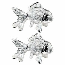 """A lot of 2 Mr. Limpet Resin Fish Figurine 8""""x5""""x5"""" - $59.39"""