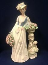 Spanish Nadal Porcelain figurine - $250.00