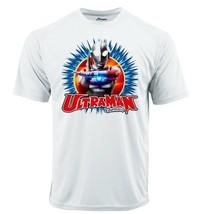 Ultraman II Dri Fit graphic Tshirt moisture wick SPF retro comic sport Sun Shirt image 2