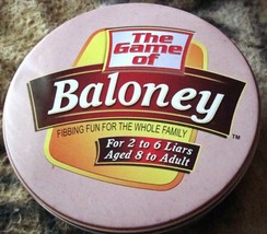 THE GAME OF BALONEY Vintage 1986 -Complete - $1,950.00